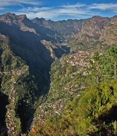 Madeira: Curral das Freiras, Portugal