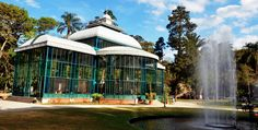 Palácio de Cristal, Petropolis, RJ. #viagem #trip