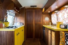 This Vintage Airstream Will Take You Back to 1966  - CountryLiving.com