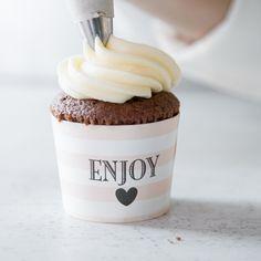 Wie muss er sein, der perfekte Cupcake? Welcher Teig ist der Perfekte und was ist eigentlich ein Frosting?