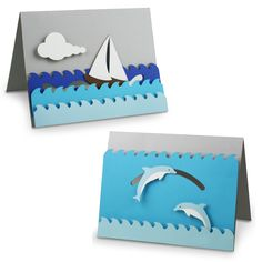 Ocean Motion Cards