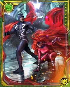 1000+ images about Marvel War of Heroes - Legendary Cards ...