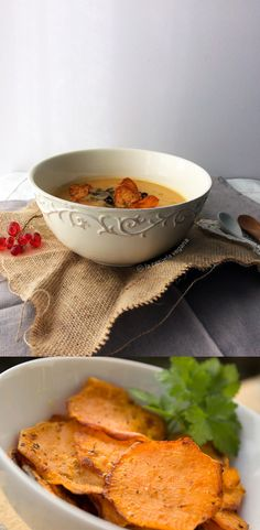 Blog vegano. Crema de boniato batata Serving Bowls, Tableware, Kitchen, Blog, Arrows, Potato, Vegetarian Cooking, Stir Fry, Vegan Recipes