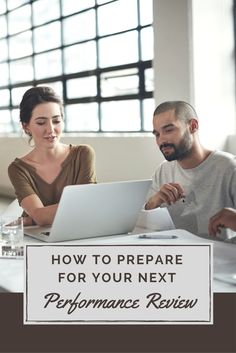 Here are the best ways to prepare for your next performance review