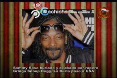 Snoop Dogg Se Burló De Sammy Sosa #Video