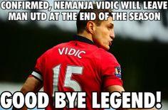 Goodbye legend!