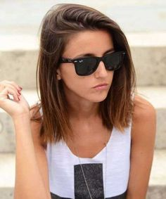 12.Cute Haircut pour les femmes