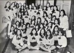 St Theresa's College, Manila, High School Seniors, 1972 High School Pictures, Class Pictures, High School Seniors, Pinoy, Manila, Filipino, Old And New, Over The Years, Philippines