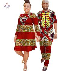 New Lovers Womens Mens African Clothing Two Sets Matching Couples African Clothes long Sleeve summer wedding dress Lovers Lane, African Dashiki, Couple Outfits, Matching Couples, Cold Shoulder Dress, African Clothes, Celebrities, Wedding Dresses, Long Sleeve