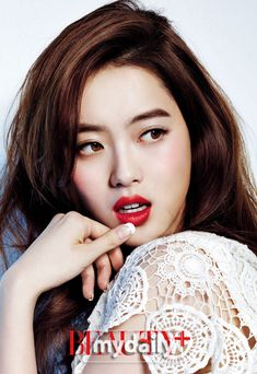 Go Ara charms with her grown-up appeal for 'Beauty +' magazine #allkpop #GoAra #kpop