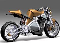 Moto CAF-E Concept