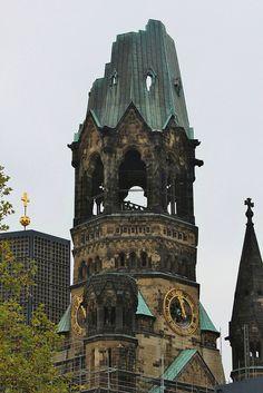 wilhelm memorial church.... berlin