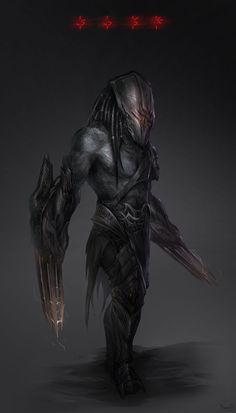 Blader Predator by daemonstar on DeviantArt