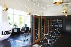 / Mod Salon by LBV Design&Décor, Kelowna Canada hairdresser /