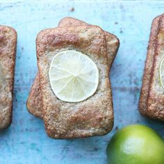 Pear and Lime Mini loaves ...these zesty little guys are perfect for spring and Easter brunch menus. They are sooo good I can stop eating them  As always they are GF, dairy free and can easily be made vegan.  If only it was spring in Australia and not Autumn  As a Canadian I'm pretending because to me Easter is spring! New life, growth, sunshine! One can dream....Make a magic day  x Ash  Recipe  2 cups blanched almond meal (I buy 5kg bags from @teamgoodness)  1/2 cup tapioca flour 1 1...