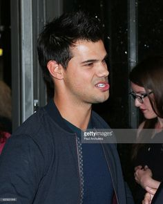 Actor Taylor Lautner attends the opening night of 'Hedwig And The Angry Inch' at the Pantages Theatre on November 2, 2016 in Hollywood, California.