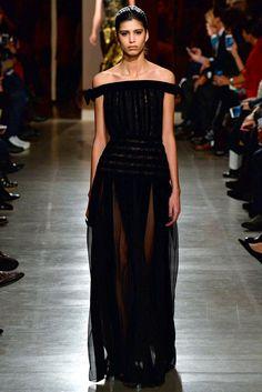 Oscar de la Renta Fall 2015 Ready-to-Wear Fashion Show - Mica Arganaraz