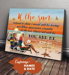 Diy Mod Podge, Canvas Poster, Custom Photo, Canvas Material, 5 Years, You And I, Cotton Canvas, Solid Wood