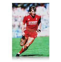 Kenny Dalglish, Liverpool Football Club.
