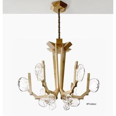 From Prodeez Product Design: Fungo Chandelier by Campana Brothers for Lasvit. #furniture #light #chandelier #creative #design #ideas #designer #campanabrothers #interior #interiordesign #product #productdesign #instadesign #furnituredesign #prodeez #stylish #industrialdesign #architecture #style #art