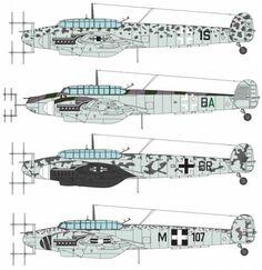 Messerschmitt Bf 110 G4