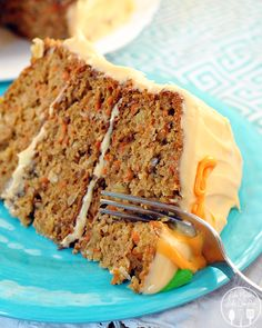 14 K Cake -This rich and dense carrot cake is a moist cake, rich in carrots, crushed pineapple, shredded coconut, chopped pecans all wrapped in a cream cheese frosting.