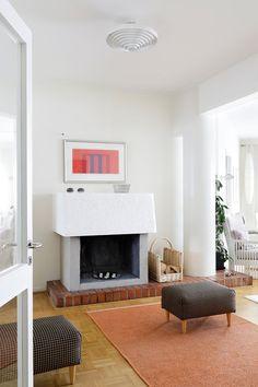 50- luvun takka - Google-haku Haku, Dreams, Living Room, Google, Home Decor, Decoration Home, Room Decor, Home Living Room, Drawing Room