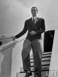 Howard Hughes from LIFE magazine