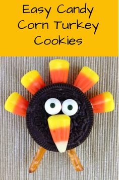 Thanksgiving crafts for kids - Looking for fun Thanksgiving ideas for your kids? Have a blast making these easy Thanksgiving snacks that kids love! Looking for fun Thanksgiving ideas for your kids? Have a blast making these great Thanksgiving desserts! Thanksgiving Cookies, Thanksgiving Crafts For Kids, Thanksgiving Parties, Thanksgiving Activities, Thanksgiving Turkey, Thanksgiving Baking, Thanksgiving Desserts Easy, Fall Desserts, Happy Thanksgiving