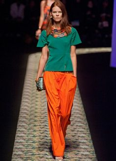 Kenzo - Parigi - Primavera Estate 2013 - Sfilate - MarieClaire