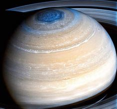 The clearest image ever taken of Saturn... By NASA's Cassini Mission to Saturn