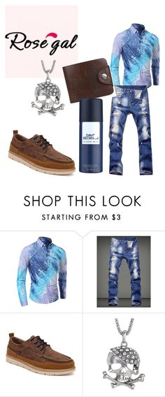 """""""Win $20 Cash from Rosegal!     3. Description: (1)Add 3+ hashtags(#)that best describe the set"""" by shannongarner on Polyvore featuring David Beckham, men's fashion and menswear"""