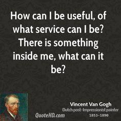 Vincent Van Gogh Quotes