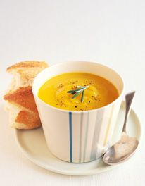 Mary Berry Butternut Squash Soup (we had this on Christmas Day and it really was delicious)