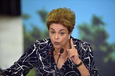 """RS Notícias: Dilma Rousseff: """"Eu não vou ficar debaixo do tapet..."""