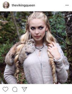 Sól Geirsdóttir ~The Viking Queen of The North~ Personal Viking Blog: www.thevikingqueen.com