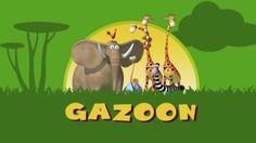 GAZOON ΚΑΙ Η ΠΑΡΕΑ ΤΟΥ -  εξωγηινοι