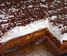Fotorecept:Jablkový nepečený  koláč so šľahačko-mascarponé krémom. Cottage Cheese, Apple Pie, Tiramisu, Cheesecake, Food And Drink, Ethnic Recipes, Amp, Mascarpone, Cheesecakes