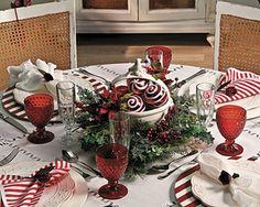 Inspire-se e decore sua mesa para a ceia de Natal - Natal - Especiais - CLAUDIA - VOCÊ INTEIRA