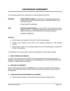 partnership_agreement_page_1.gif - partnership agreement sample ...