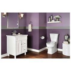 Delta Faucets Leland 2 Handle Centerset Lavatory Faucet. Purple  BathroomsBathroom ...