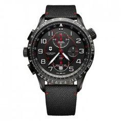 Reloj Victorinox Airboss Mach 9 Black Edition V241716 Ideas Regalo hombres. Relojes de Marca Alicante. Tienda Relojes Alicante. Relojes Suizos Alicante. Regalo padres. Regalos personalizados.