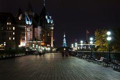 Terrasse Dufferin, Quebec city