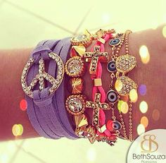 arm candy!!