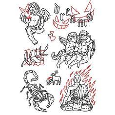By Hyung Jun Yoon # sketches # esc – Tattoo Sketches & Tattoo Drawings Flash Art Tattoos, Body Art Tattoos, New Tattoos, Small Tattoos, Cool Tattoos, Tatoos, Tattoo Oma, Arm Tattoo, Tiny Tattoo