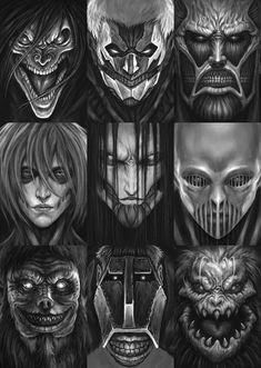Attack On Titan Series, Attack On Titan Fanart, Sad Anime, Manga Anime, Atack Ao Titan, Cool Anime Wallpapers, Funny Animal Jokes, Naruto Shippuden Anime, Dark Souls