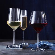 Schott Zwiesel Pure Pinot Noir Glasses, Set of 6 #williamssonoma
