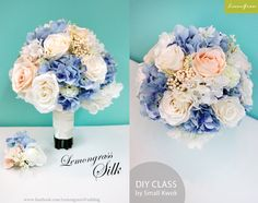 Wedding flower for brides, bridesmaids, grooms, groomsmen, and so much more!  www.facebook.com/LemongrassWedding  Dolls are provided by client. Flower Bouquets, Bridal Bouquets, Wedding Flower Arrangements, Wedding Flowers, Wedding Details, Wedding Ideas, Bridal Shoes, Groomsmen, Bridesmaids