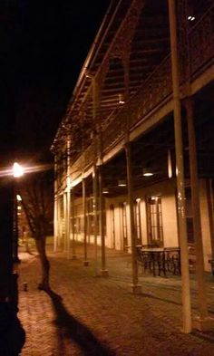 The St. James Hotel in Selma, Alabama