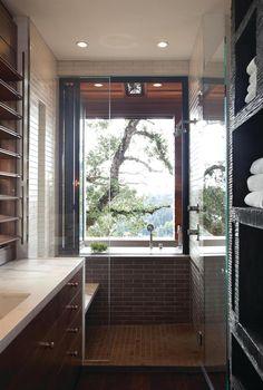 Windows for the bathroom